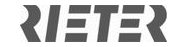 The RIETER company logo