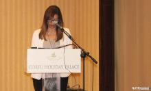 Mrs. Mouzakidi - Corfu Deputy Mayor