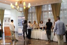 Welcome Reception photos