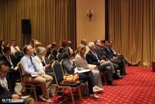 Opening Ceremony invited speakers