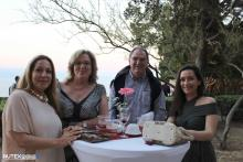 Cocktail Party at Garden of the people - 31 May 2017