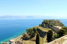 View from the fortress